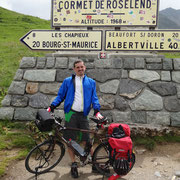 24.07.2014 Passhöhe Cormet de Roselend