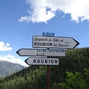 31.07.2014 Weg nach Roubion