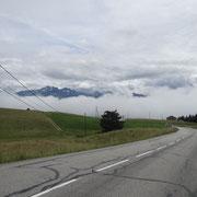 23.07.2014 Abfahrt vom Col des Saisies