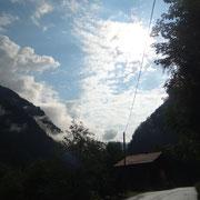 24.07.2014 Aufstieg zum Cormet de Roseland