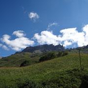 27.072014 Aufstieg zum Galibier - landschaftlich sehr schön, mühsam lang...