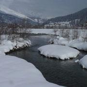 Fluss Inn (Engadin)