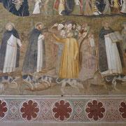 Spanische Kapelle, Santa Maria Novella Domenikaner (Hunde Gottes)