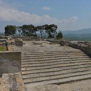 Phaistos Φαιστός minoischer Palast