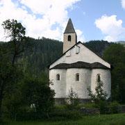 Mistail Kirche St. Peter Tiefencastel