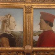 Piero della Francesca Galleria degli Uffizi