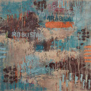 """Arabica"" - 60x60x4,5 cm"
