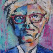 """""""Warhol"""" - 70x100x4,5cm"""