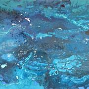 """""""Ocean"""" - 90x60x4,5 cm - verkauft"""