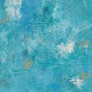"""Aqua"" - 160x80x4,5 cm - Auftragsarbeit verkauft"