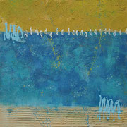 """Am Horizont"" - 60x80x4,5 cm"