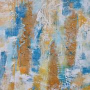 """Indian Summer"" - 60x80x4,5 cm"