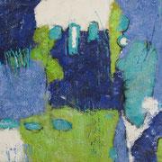 """A Colorful Life"" -  120x80x4,5 cm"