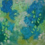 """""""Into The Jungle"""" - 80x80x4,5 cm"""