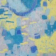 """""""Passion For Color"""" 100x140x4,5 cm"""