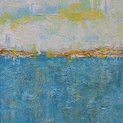 """""""Der Sonne Entgegen"""" - 40x50x4,5 cm - verkauft"""