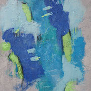 """""""Lost And Found"""" - 70x100x4,5 cm"""