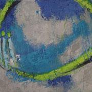 """Circle Of Life"" - 120x90x4,5 cm"
