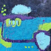 """Violet"" - 60x60x4,5 cm"