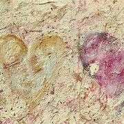 """Big Love"" - 150x50x3,5 cm - verkauft"