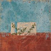 """""""Symbol of Peace"""" - 50x50x4,5 cm"""