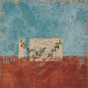 """Symbol of Peace"" - 50x50x4,5 cm - verkauft"