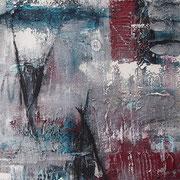 """Spuren"" - 60x130x3,5 cm"
