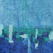 """I Like Blue"" -  60x80x4,5 cm - verkauft"