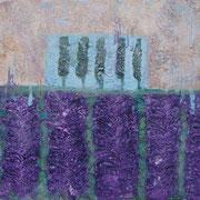 """Provence"" - 40x40x4,5 cm"