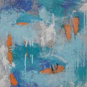 """""""Let It Flow"""" - 70x90x4,5 cm"""