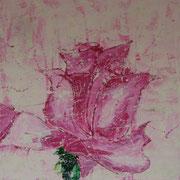 """La Donna"" - 90x60x2 cm - verkauft"