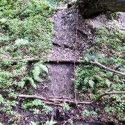 Kleine Entdecker: Klettern für den nächsten Hinweis