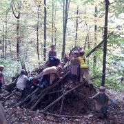 Kleine Indianer: Auf der Suche nach dem Schatz im Schwerter Wald