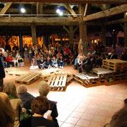Festival de théâtre.