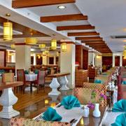 Restaurant, Hotel Side Star Beach, Side, Türische Riviera