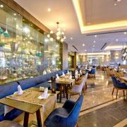 Restaurant, Hotel Side Star Elegance, Side, Türkei