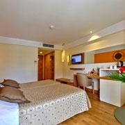 Zimmer im Hotel Side Star Beach, Side, Türische Riviera