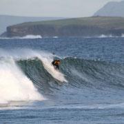 Das ist Wellen-reiten ;)