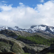 Berge Galiciens
