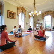 Yogasession