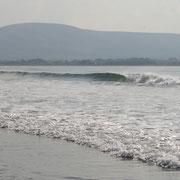 Surfstrand in Irland