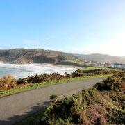 An der Küste Galiciens