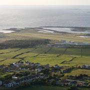 Landschaft in Irland