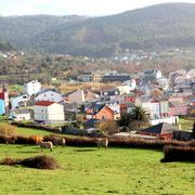 Fischerdorf in Nordpsanien