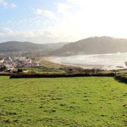 Landschaft Galicien