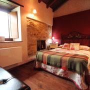 Zimmerbeispiel in Galicien