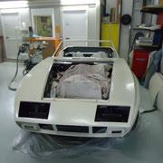 Intermeccanica Indra restaurieren - Oldtimer