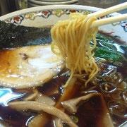 醤油ラーメン ¥500