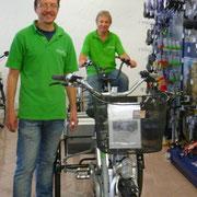 Dreirad-Zentrum - Dreiräder für Behinderte