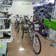 Dreirad-Zentrum - Dreiräder für Erwachsene